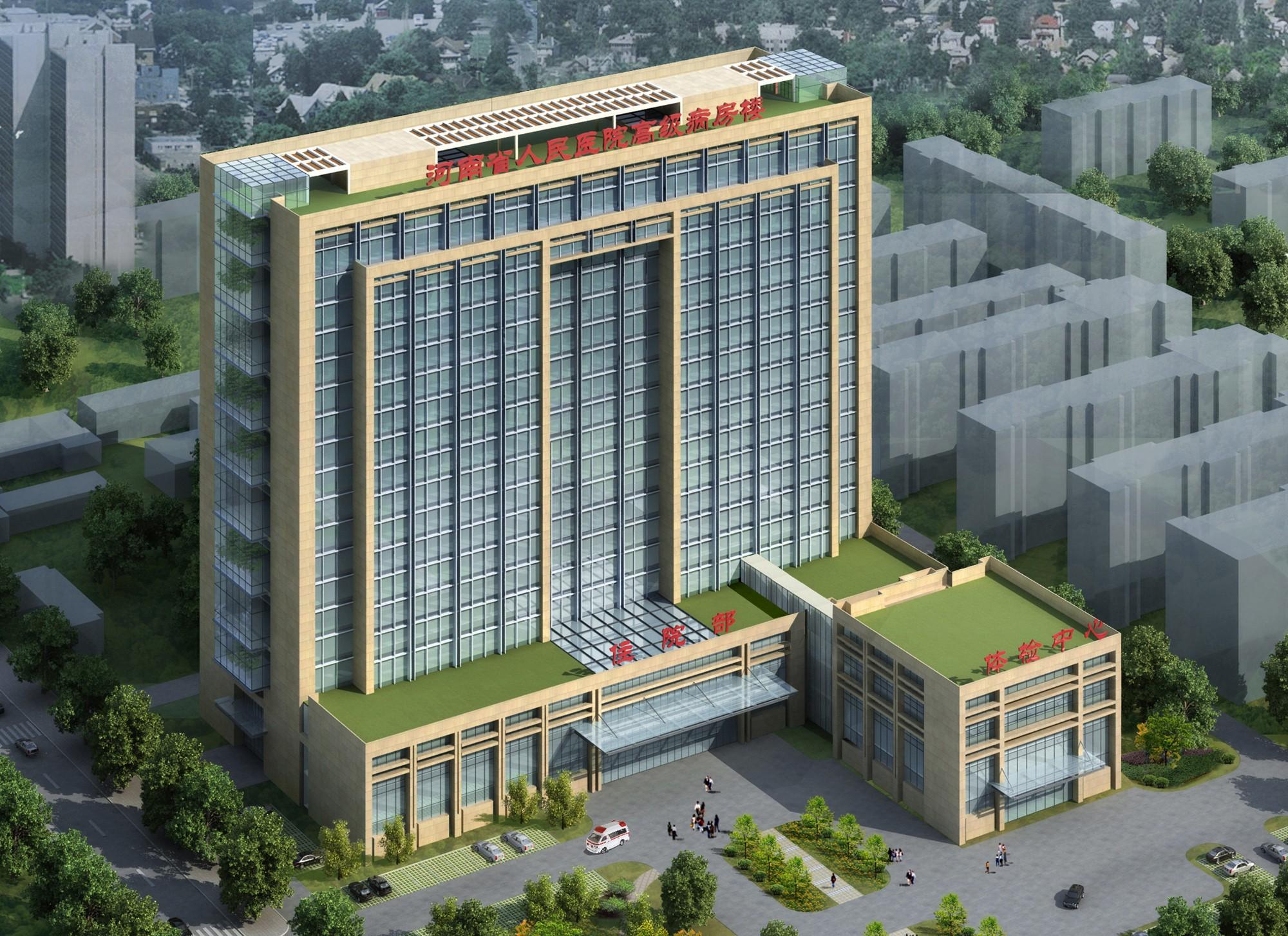 卓宝科技|河南省人民医院综合病房楼项目; 深圳市卓宝科技股份有限